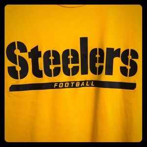 Nike Pittsburgh Steelers Dru Fit Men's Shirt XL